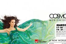 Cosmoprof 2016 / Cosmoprof Worldwide Bologna è l'evento leader mondiale per il settore della bellezza professionale a 360°. Viaggio nel mondo della bellezza!