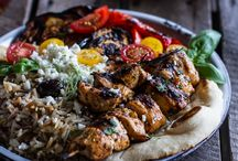 Greek food ideas