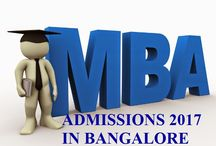 MBA College Admission 2017 / MBA is the most renowned and popular course in India which is pursued after any bachelor degree. This course is stimulating and remunerative career of the student.