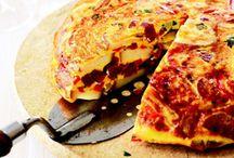 Frittata/Omelets