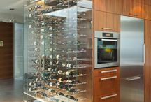 Kitchen | Dinning | Pantry | Wine storage