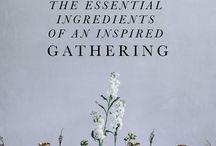 styling a gathering