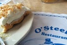 Osteens Restaurant, St. Augustine FLA