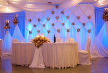 Шторы - свадьба