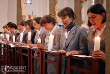Katolikus - Catholic – Católica
