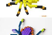 Lego knutselen