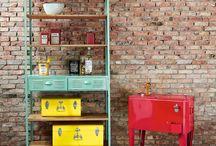 Estilo vintage / Decoración y muebles vintage
