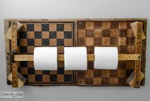 bathroom ideas / by Lori Jones