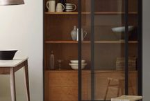 Storage and Cabinet