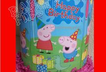 Peppa Pig Party Birthday Decoration Ideas