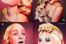 Inspirasjon - makeup