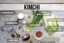 Recipes - Fermented Foods / Recipes for anyone who's into fermented foods or wants to start.