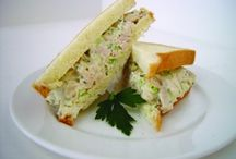 Sandwiches / by aran kim