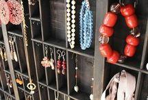 Accessories storage