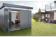 Zahradní domky Biohort / Zahradní domky Biohort oceňují zákazníci po celé Evropě již více jak 35 let. Rakouský výrobce Biohort zpracovává pouze vysoce kvalitní materiály od ověřených dodavatelů. Používaný žárově pozinkovaný ocelový plech pochází z renomovaných oceláren v Německu a v Rakousku, jimž důvěřují i němečtí výrobci prémiových vozů. Výrobky Biohort nabízejí nejlepší kvalitu, funkčnost a bezpečnost. Každý ocení zejména dlouhou životnost a bezúdržbovost zahradních domků Biohort a vysoký uživatelský komfort.