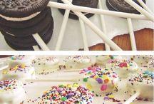 Bake sale treats