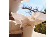 Cuidando el Medio Ambiente / Productos catalogados por el fabricante como ecológicos, cuidadosos con el medio ambiente, 100% recicable o biodegradable..
