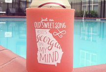 Koozies! / by Shannon Edwards