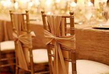 Chair Covers & Sashes by I Do Events / Options for dressing up your chairs.  www.ido-events.com