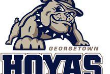 Georgetown Hoyas Basketball / College Basketball  / by Tonya Sampson