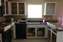 Kitchen Makeover / by Candace Evans