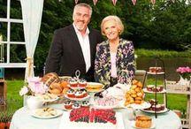 Great British bake off / Baking great food