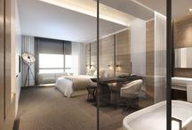 Bedroom design / Interior design project