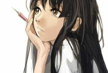 Anime || Art