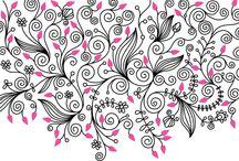 Colour Zentangle