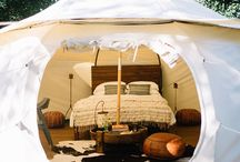 Glamping Inspiration / Glamping Destinations & Inspiration.