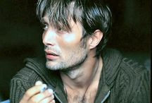 "Mad for Mads / because I'm absolutely in love with this man since I saw first episode of ""Hannibal"""
