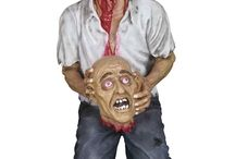 Scary Halloween Decor / For the scariest in Halloween home decor visit Cleveland Street!  http://www.clevelandstreetnovelties.com/products/home-decor-halloween-christmas-airblowns-props/halloween-yard-decor-scary