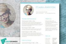 CV Templates & Designs