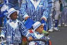 Cape minstrels
