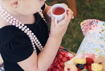 Mother & Daughter Tea Party / I want to host an annual tea party with my daughter