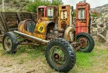 3xR Real Rat Rods / This is what I concern as Cool Rat Rods. And not those feature-tailored expensive ones! Real Ones.