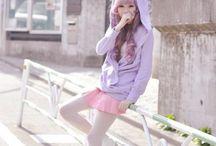 j&kfashion / japanese&korean fashion