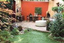kert/ garden