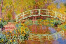 Claude Oscar Monet / (14. listopadu 1840 v Paříži – 5. prosince 1926 v Giverny) byl francouzský impresionistický malíř a grafik.