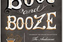 Boos and Booze / by Kelly Genardi