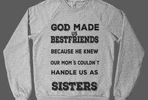 Best Friends Couples T-Shirts, Tanks & Sweatshirts