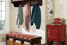 Home - Mudroom/Laundry Room / by Melissa Sukach