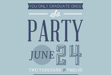 grad party ideas & inspiration