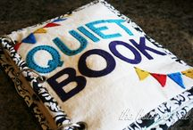 Crafts/Sew- Quiet Book / by Ellen Davenport