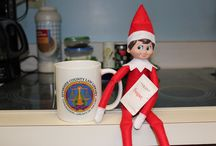 Elf on the Law Library Shelf / by Riverside County Law Library