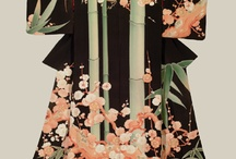 Kimono / Kimono patterns and designs