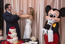 Disney Weddings / Weddings at Disney by Orlando wedding and engagement photographer & videographer Captured by Elle | www.capturedbyelle.com