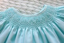 I could make this: Smocking / by Lindsay Wilson