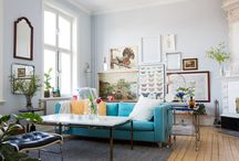 Home - Lounge / by Kate Wagstaff