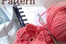 Pattern writing / Writing patterns for knitting and crochet